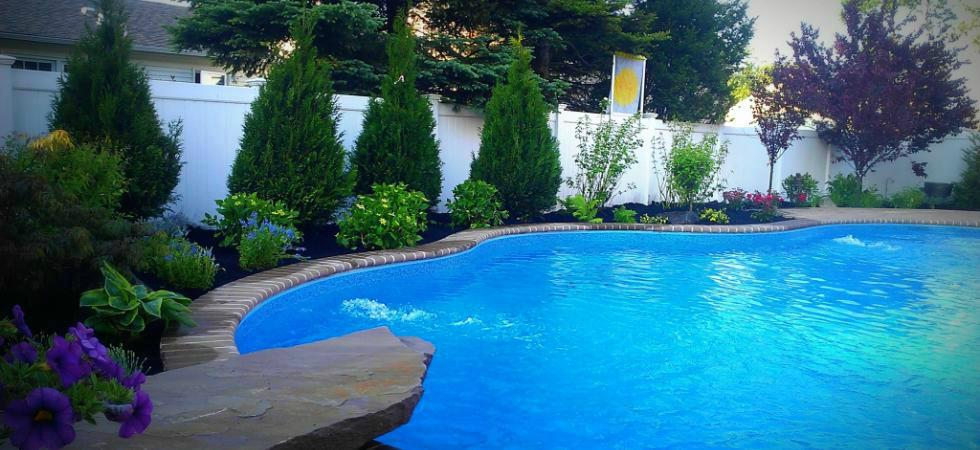 Landscape design contractor long island nassau county ny for Pool design long island ny